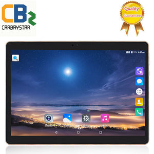 10.1 inch T805C Octa Core Ram 4GB Rom 64GB Tablet Android 6.0 Phone 4G bluetooth GPS