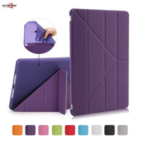 Ipad air 1 case  pu leather flip stand