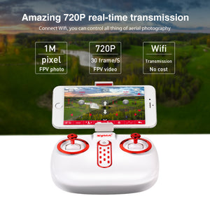 Syma X5UW Drone with WiFi Camera HD 720P Real-time Transmission FPV Quadcopter 2.4G 4CH RC