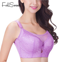 FallSweet Big Size Bras/  Push up Large Cup bras