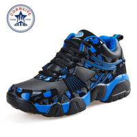 Men's Basketball Breathable Anti-collision Technology Sneakers