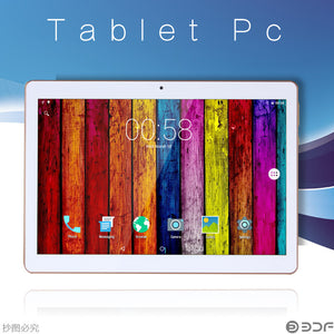10 Inch Tablet pc Android 5.1 Original 3G  Android Quad Core 2GB RAM 16GB ROM WiFi