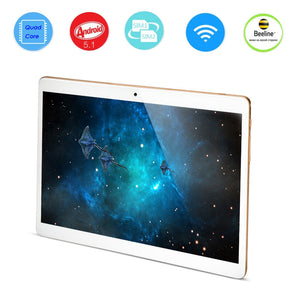 9.6 Inch Original 3G phone tablet Android Quad Core  2GB RAM 16GB ROM GPS