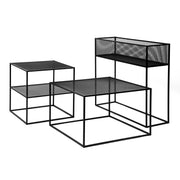 MESHED / SIDE TABLE