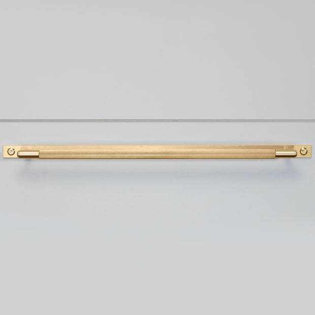 PULL BAR / LINEAR / PLATE / BRASS