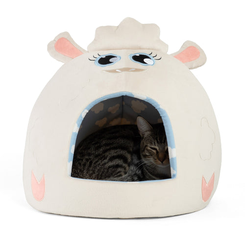 Lamb Novelty Hut Wheat