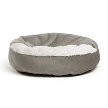 Ilan Cozy Cuddler Grey 24""