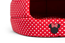 Minnie Dots Honeycomb Red Medium