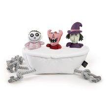 Lock, Shock, and Barrel Plush Chew Toy