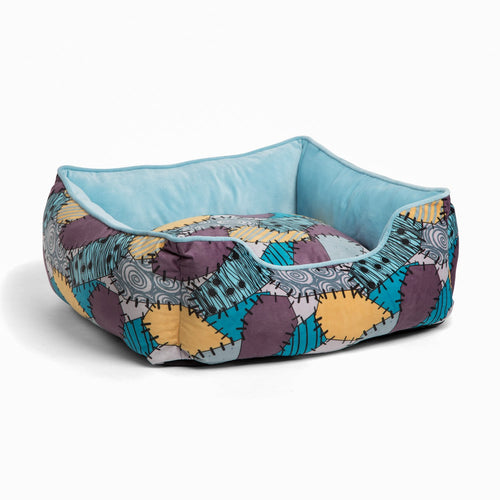 Sally Patchwork Rectangular Cuddler