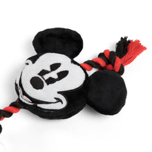 Mickey and Glove Sliding Rope Toy  17""
