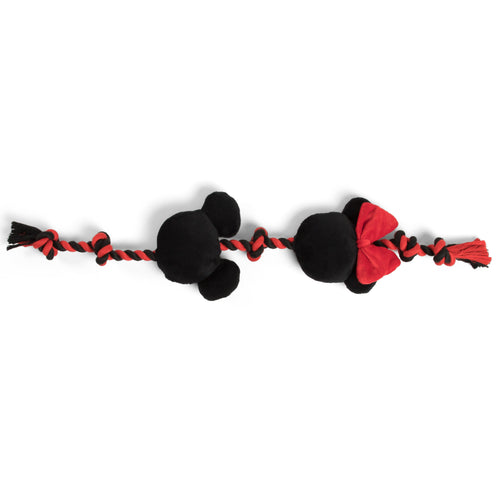 Mickey and Minnie Sliding Rope Toy  17