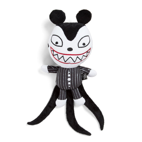 Scary Teddy Plush Chew Toy