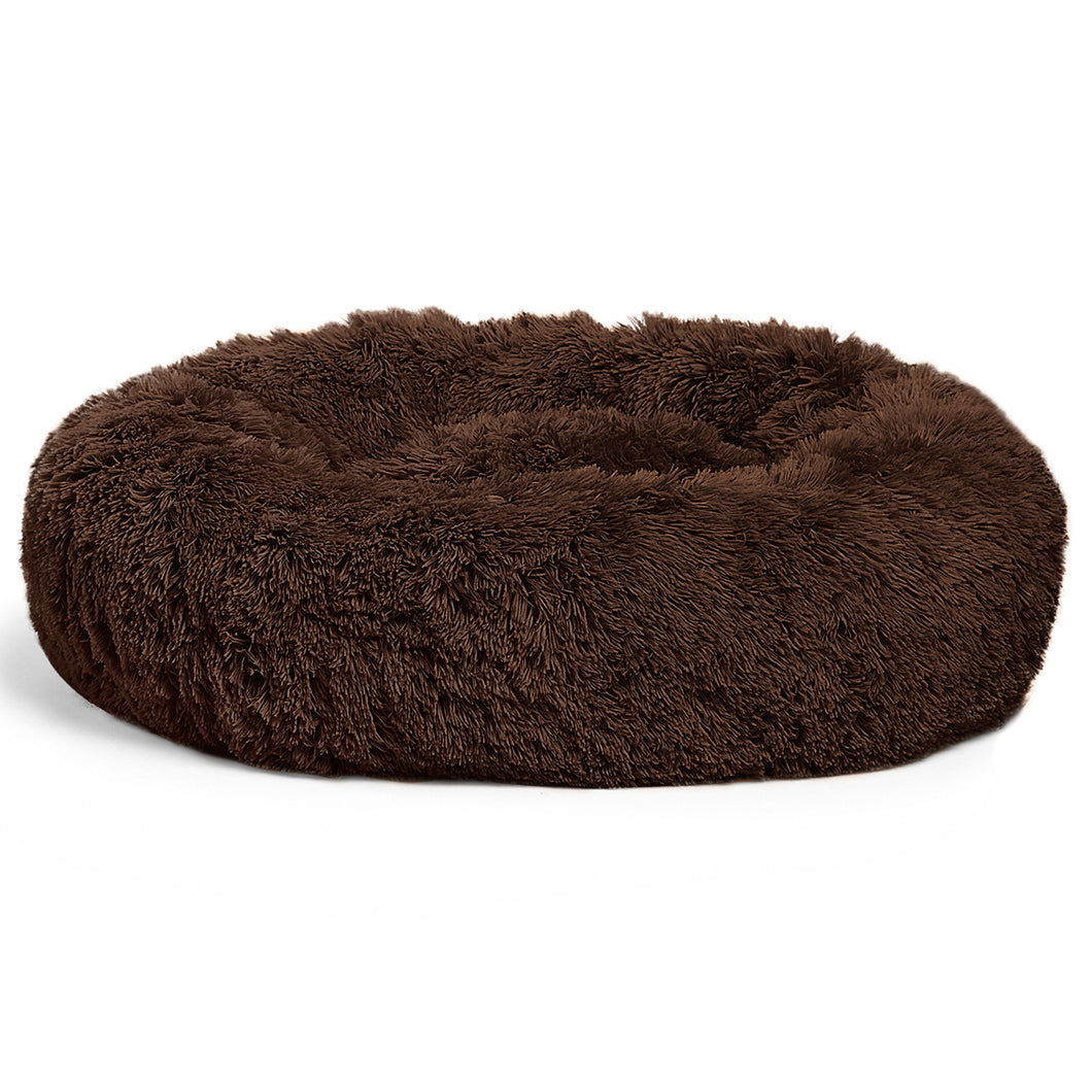 Shag Donut Cuddler Dark Chocolate 45