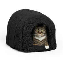 Sherpa Pet Igloo Black