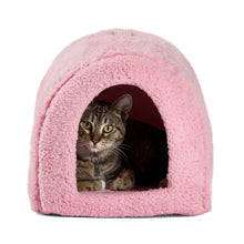 Sherpa Pet Igloo Pink