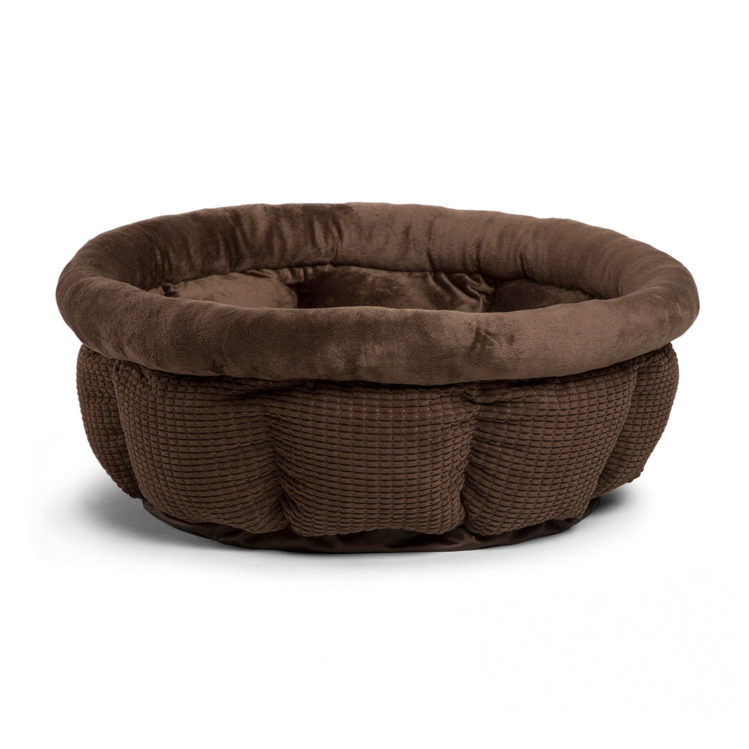 Mason Jumbo Cuddle Cup Dark Brown