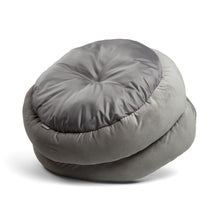 Ilan Throne Cuddler Grey Jumbo