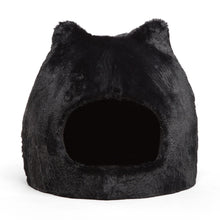 Fur Meow Hut Black
