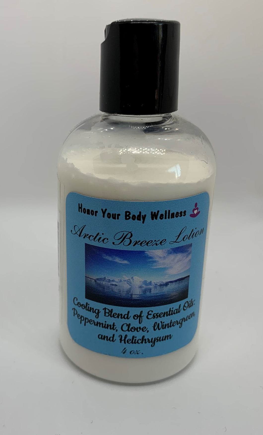 Arctic Breeze Muscle Cooling Lotion