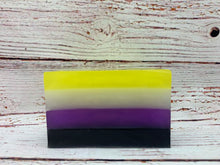 Pride Flag Soap (Non-Binary and Inclusive)