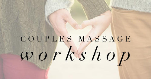 Couples Massage Workshop 2021
