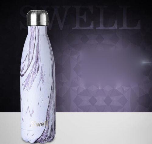 Double Wall Vacuum Insulated Stainless Steel Water Bottle 500 ml
