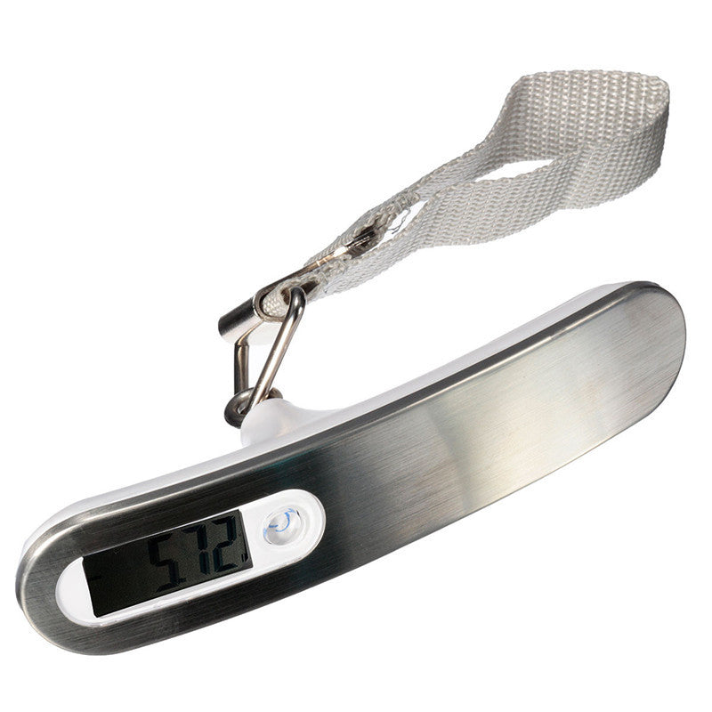 50kg/10g Electronic Portable LCD Digital Luggage Scale