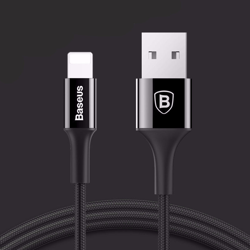 LED Lighting USB Charger Cable For iPhone (3.2ft)