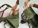 Awesome Weekender: Portable Stylish Luggage Bag