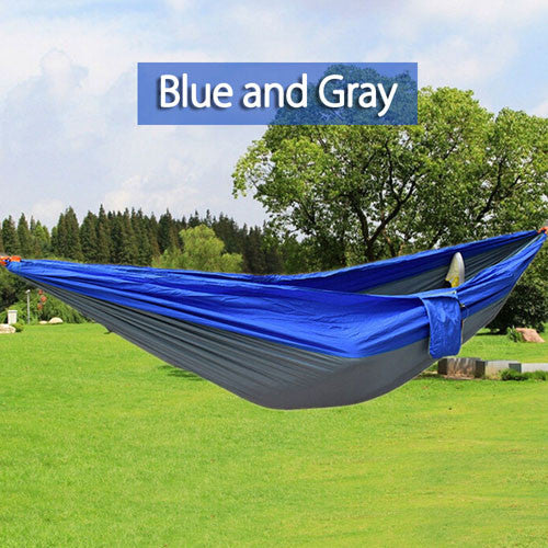 Portable Single Person Hammock