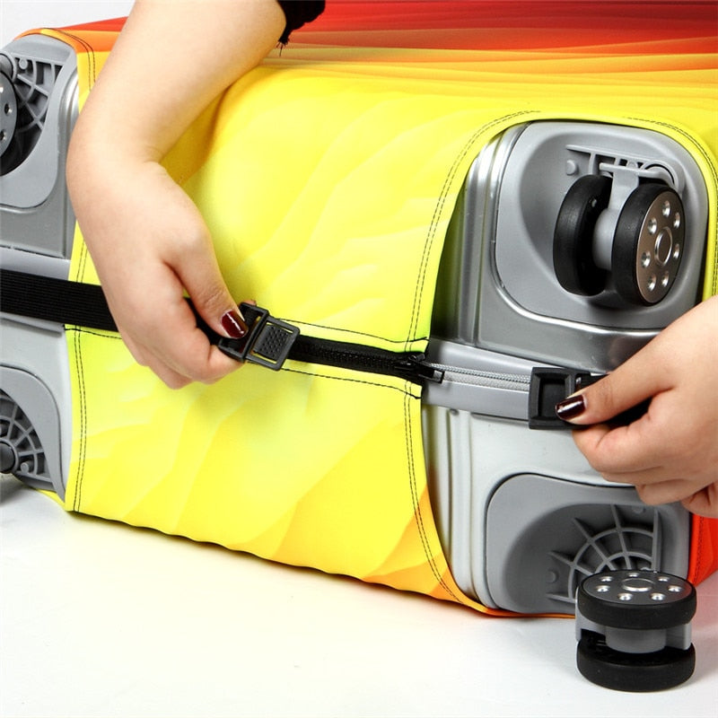Protective Stretchable Luggage Covers For Extra Protection (18''-32'')