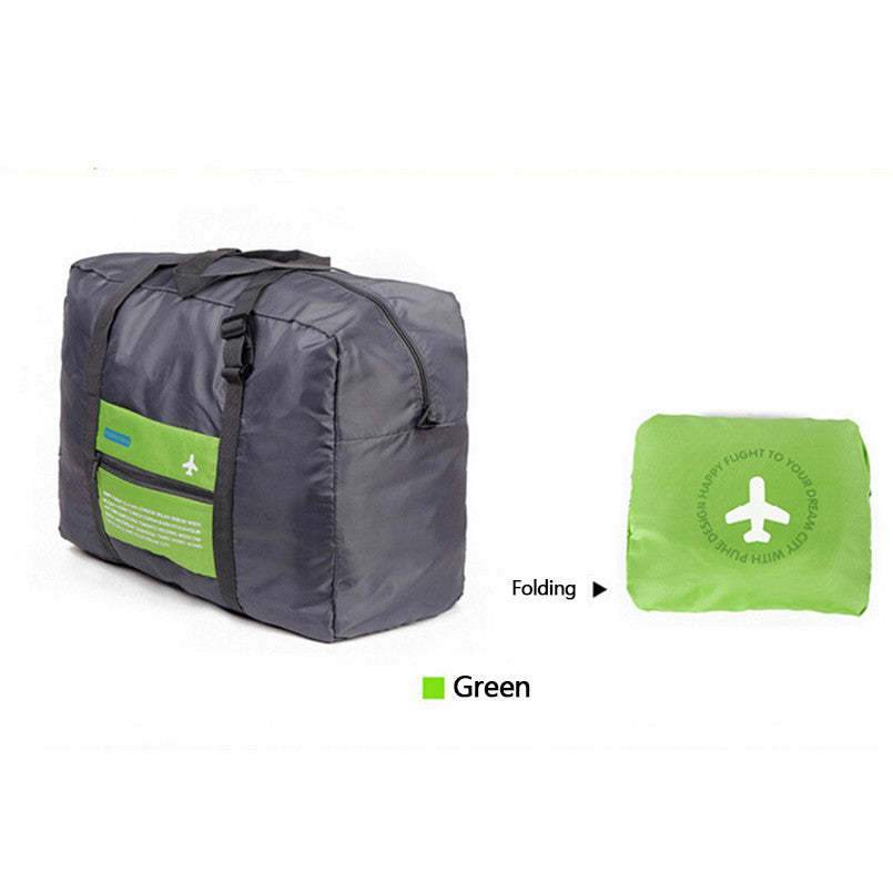 Lightweight multipurpose travel duffel bag