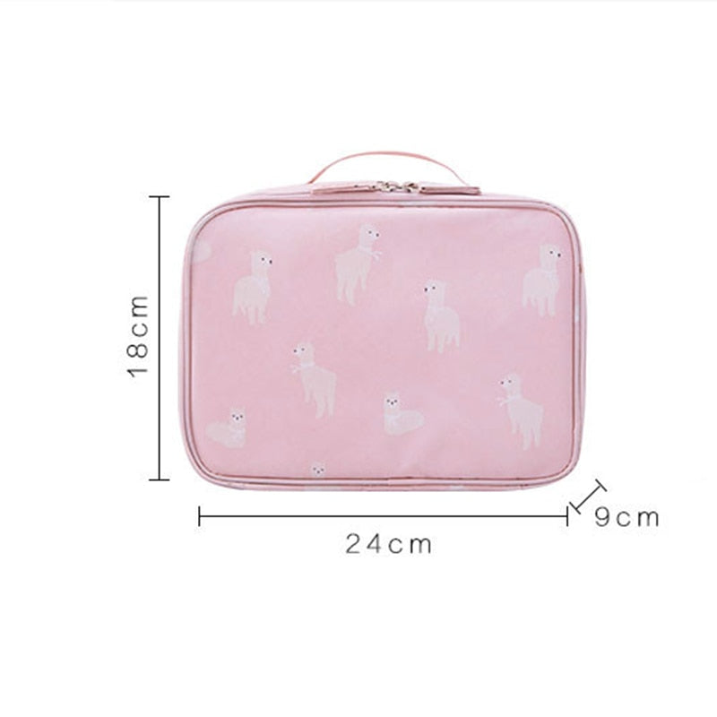 Cutie Cosmetics Bag