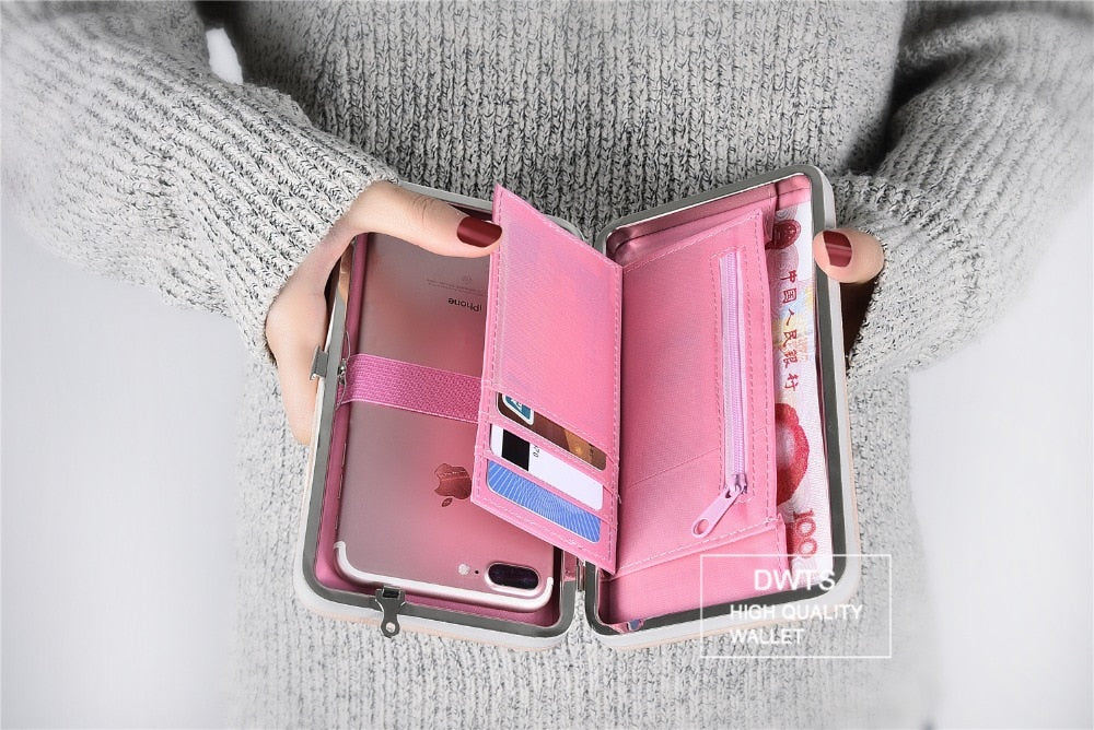 Hailey Snap Wallet