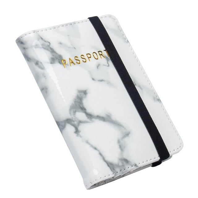 The Marbly Passport Wallet