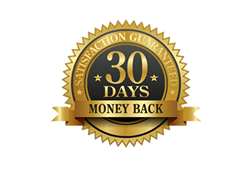 30 Day Money Back Garantee