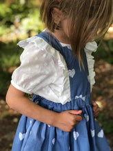 The Wildberry Pinafore and Chamomile Blouse BUNDLE