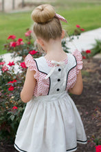 The Wildberry Pinafore & Romper