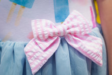 The Agave Fabric Bow