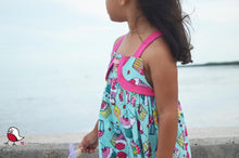 The Sea Glass Dress & Tunic