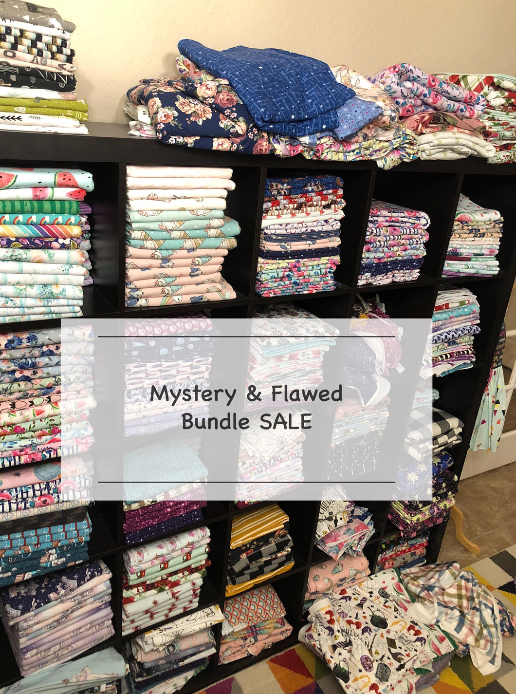Flawed/End Cuts Mystery Bundle