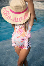 The Hibiscus Swimsuit