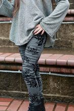 The Lantana Moto Leggings