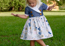The Marina Sailor Dress