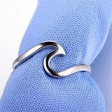 BEACH WAVE RING - Surf Sun Sea