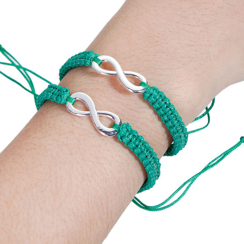 Waved Friendship Bracelets Surf Sun Sea