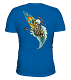 SKELETON SURFER (BACK DESIGN) - Surf Sun Sea