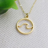 Beach Waves Jewelry - Surf Sun Sea