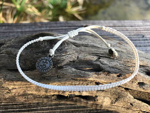 Surfer Cord Bracelet - Surf Sun Sea